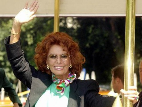 Sophia Loren to Star in Screen Version of 'The Human Voice'