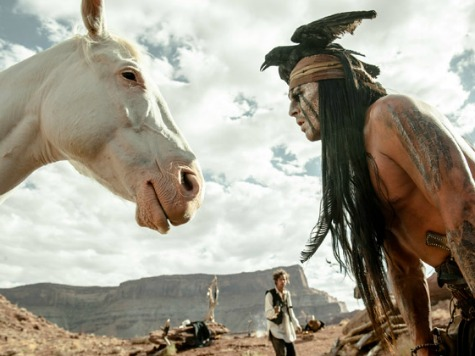 Johnny Depp Wants to Buy Wounded Knee Property, Give to Native Americans