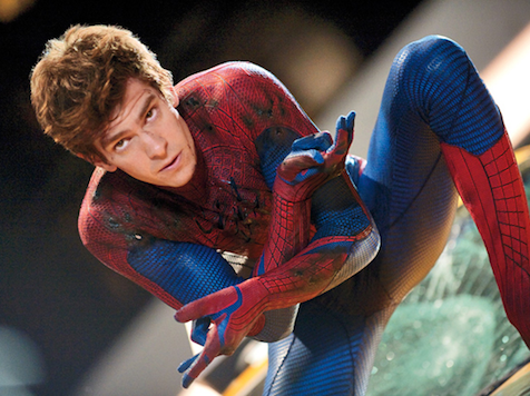 Box Office Predictions: 'Can Spider-Man' Match 'Captain America'? 'Heaven Is for Real' Impresses Again