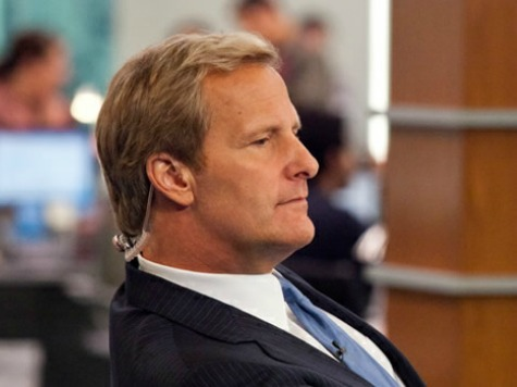 Daniels Wins Emmy for Anti-American Diatribe on 'Newsroom'