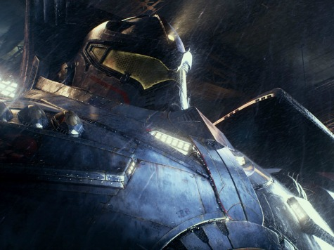 'Pacific Rim' Review: $185 Million Mash Note to Godzilla Movies of Yore