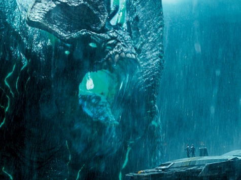 'Pacific Rim' Review: Robots vs. Monsters, Rain and Engaging Characters