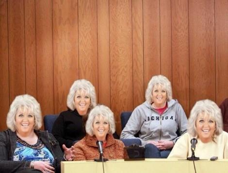 'Daily Show' Scribe Imagines Zimmerman Jury as Six Paula Deens