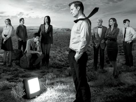 'Newsroom' Loses Half of Lead-in 'True Blood's' Audience