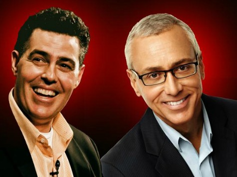 Adam Carolla: Media Up the A** of Obama Administration