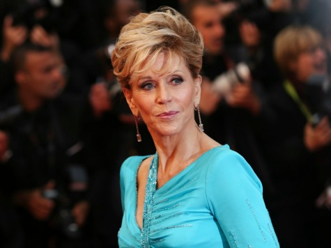 Jane Fonda: 'Couldn't Resist' Playing Nancy Reagan in New Film