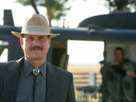 Director Bases '2 Guns' Villain on George W. Bush