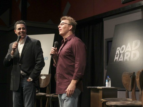 Adam Carolla's Crowdfunding Project Hits $1 Million Mark, Breaks Record