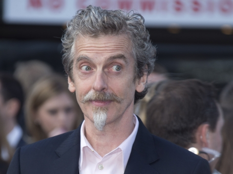 Peter Capaldi Named as Next 'Doctor Who' Star