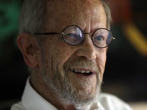 Crime Novelist Elmore Leonard Suffers Stroke