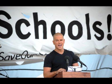Matt Damon Refuses to Enroll Kids in Los Angeles Public Schools