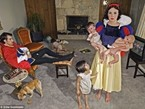Happily Ever After? New Princesses Photo Series Begs to Differ