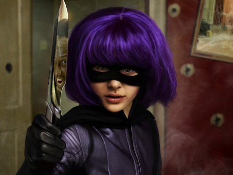 Young 'Kick-Ass 2' Star Defends Film's Violence