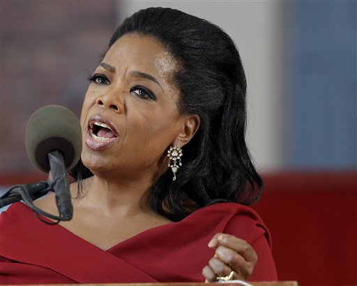 Obama to honor Oprah Winfrey, Who Campaigned for his 2008 Election, with Freedom Medal
