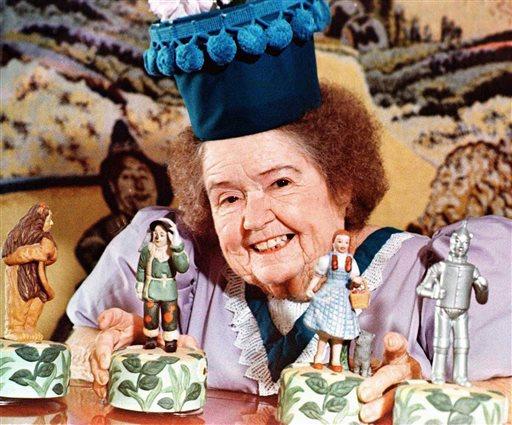 'Wizard of Oz' Munchkin Margaret Pellegrini Dies