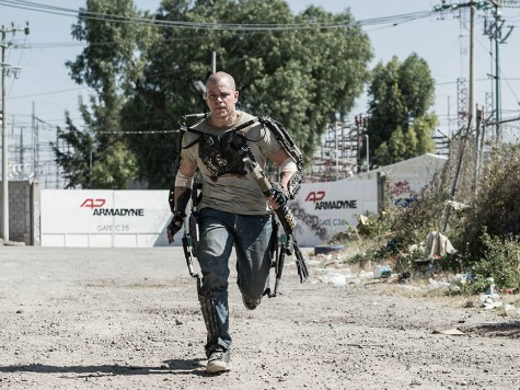 'Elysium' Review: Socialism 101 Bogged Down by Sorry Script, Story
