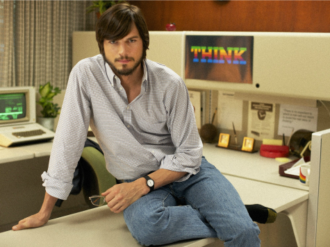 Ashton Kutcher's 'Jobs' Mocked as Lifetime-Level Drama