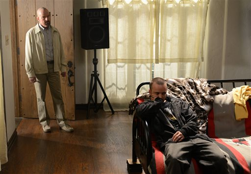 Last Season Opener of AMC's 'Breaking Bad' Big Hit