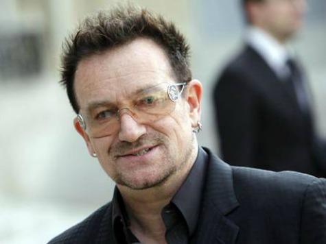 U2's Bono Hails Capitalism to Help the Hungry
