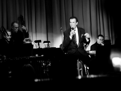 Robert Davi Sings Sinatra Sunday at Vibralto