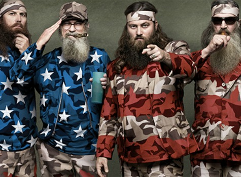 GOP Fueling Record 'Duck Dynasty' Ratings