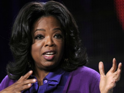 Oprah Winfrey: I Almost Had Nervous Breakdown over My Network Failing