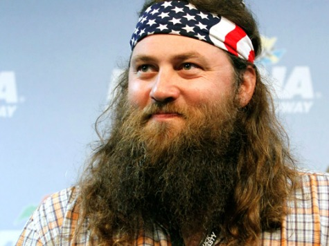 Couple Weds in Front of 'Duck Dynasty' Star Willie Robertson