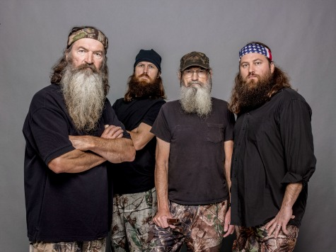 'Duck Dynasty' Star Says Network Cut 'Jesus' From Prayers