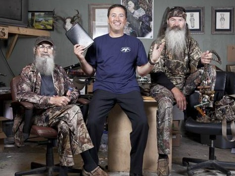 'Duck Dynasty' Star: We're Using Hollywood to Spread Gospel