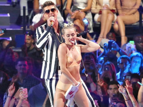 Miley Cyrus Simply Followed Crude Culture's Marching Orders