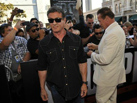 Sylvester Stallone and Friends Reach Out Via Kickstarter to Finish Indie Film