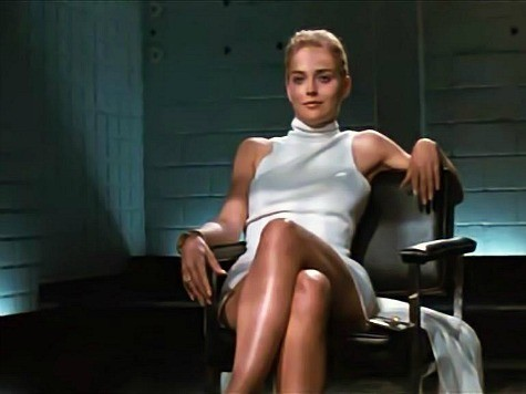 Sharon Stone to Fellow Actresses: Get Naked
