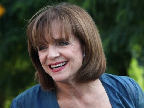 Doctor: Valerie Harper's Cancer Close to Remission