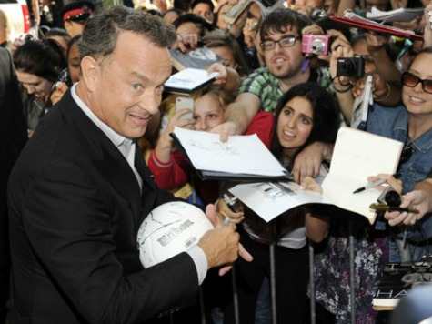 Tom Hanks Most Popular Movie Star Despite Increasingly Political Tone