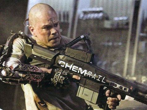 Does Matt Damon Know 'Elysium' Is a Metaphor For Liberal Hollywood?