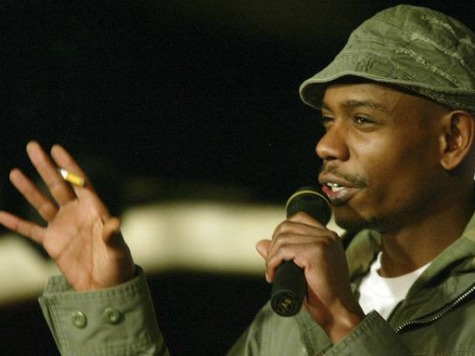 Dave Chappelle Calls Heckling Crowd 'Young White Alcoholics'