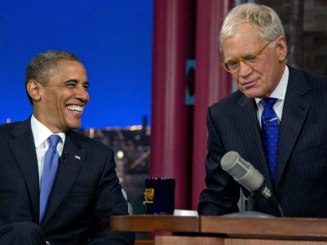 Obama Loses Letterman: 'Late Show' Host Mocks President's Red Line Flip Flop