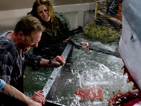 'Sharknado' Blu-Ray Review: Self-Reliance Thrives in Hard to Hate B-Movie Madness