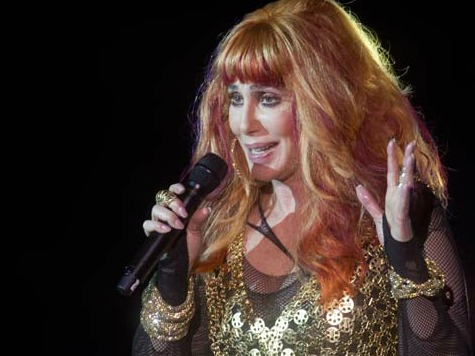 Cher: If Obama Bombs Syria It Could Be His Downfall