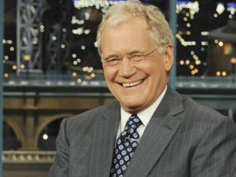 David Letterman Lets Rahm Emanuel Blame Bush for Economy, Congress for Obama's Syria Gaffes