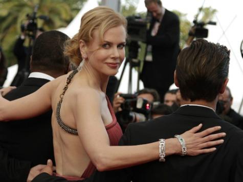 Nicole Kidman Says She's OK but Shaken After Bicyclist Collision