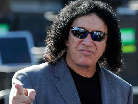 Kiss Bassist Gene Simmons: Pundits Pick on Tim Tebow Because He Is Christian