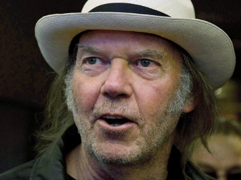Canadian Mayor Says Neil Young's Enviro-Messages 'Extreme'