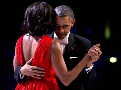 First Lady: Obama Will 'Shake His Groove Thing' at Latin Music Night