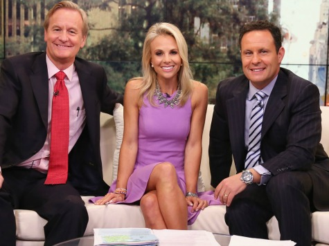 Elisabeth Hasselbeck Quickly Makes 'Fox & Friends' Her New Home