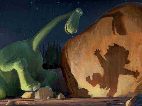 Disney Bumps 'Good Dinosaur,' no 2014 Pixar Movie