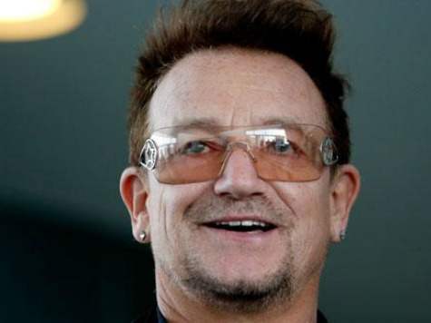 Bono to Talk Poverty with World Leaders at Global Citizen Fest