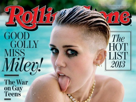 MIley Cyrus Gets Naked for Rolling Stone, Calls Critics Hypocrites