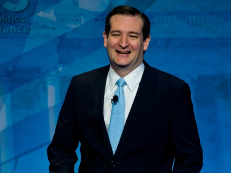 Sen. Ted Cruz Quotes Ashton Kutcher, Ayn Rand in Filibuster