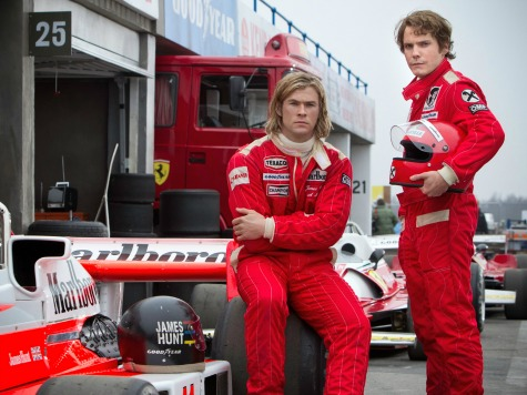 'Rush' Review: Ron Howard's Racing Drama is a Winner
